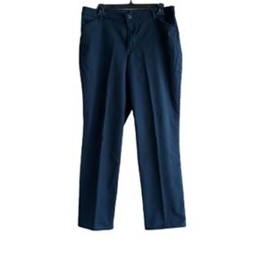 Lee relaxed fit cotton pants 14
